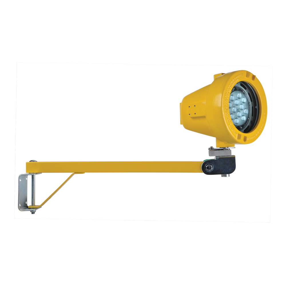 Commercial Lighting In Phoenix: DLX Explosion-Proof LED Task Light