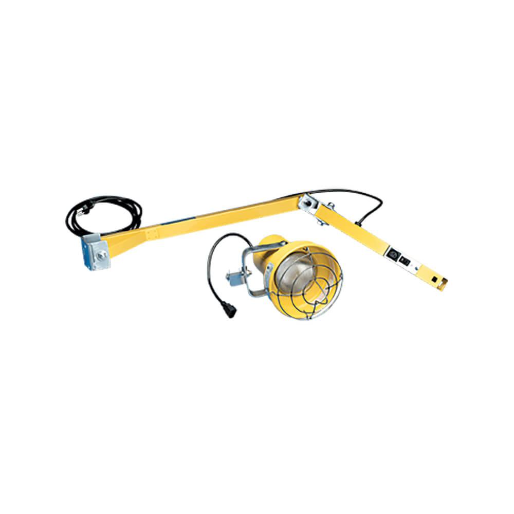 Modular docklite® | Head and Arms for Loading Dock Lighting