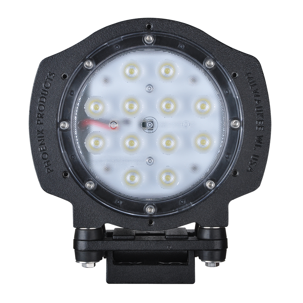 sturdiled super rough service led floodlight phoenix lighting