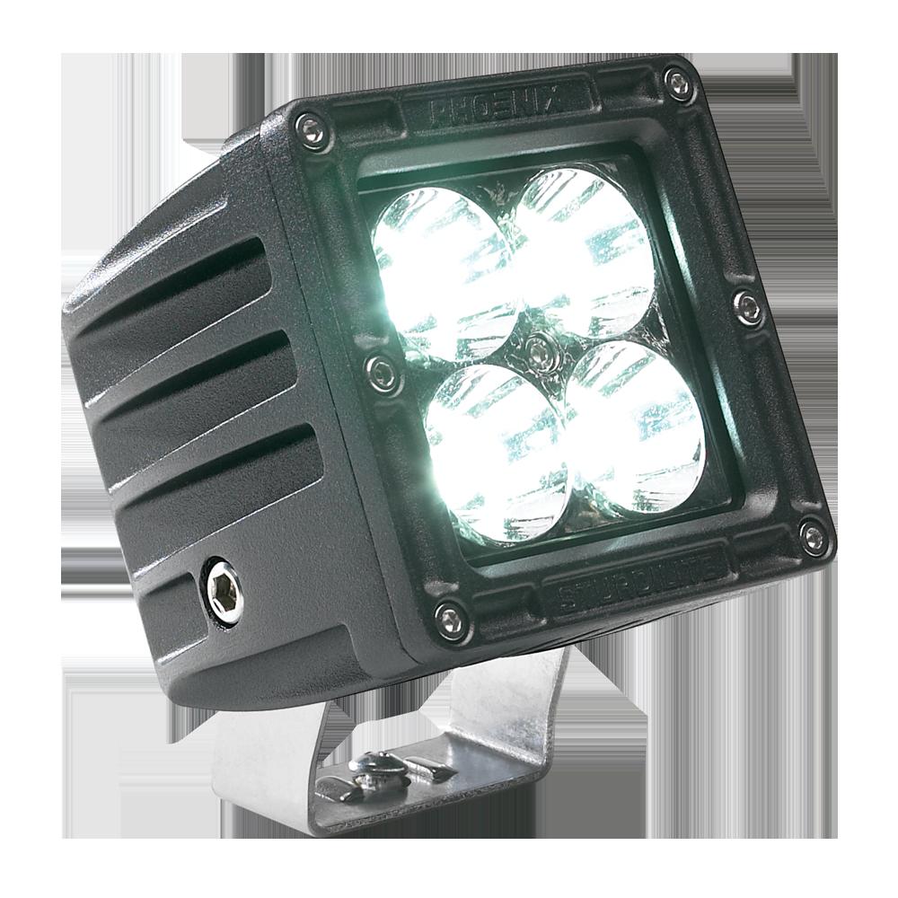 Sturdilite® E-DC Series   Low-voltage LED Floodlight