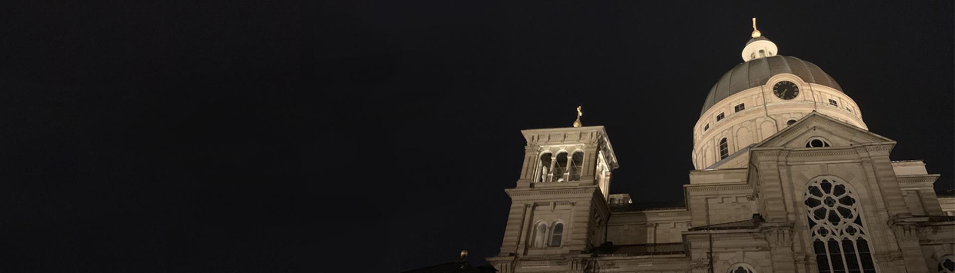 Phoenix Lighting Illuminates Basilica of St. Josaphat - EcoMod 2