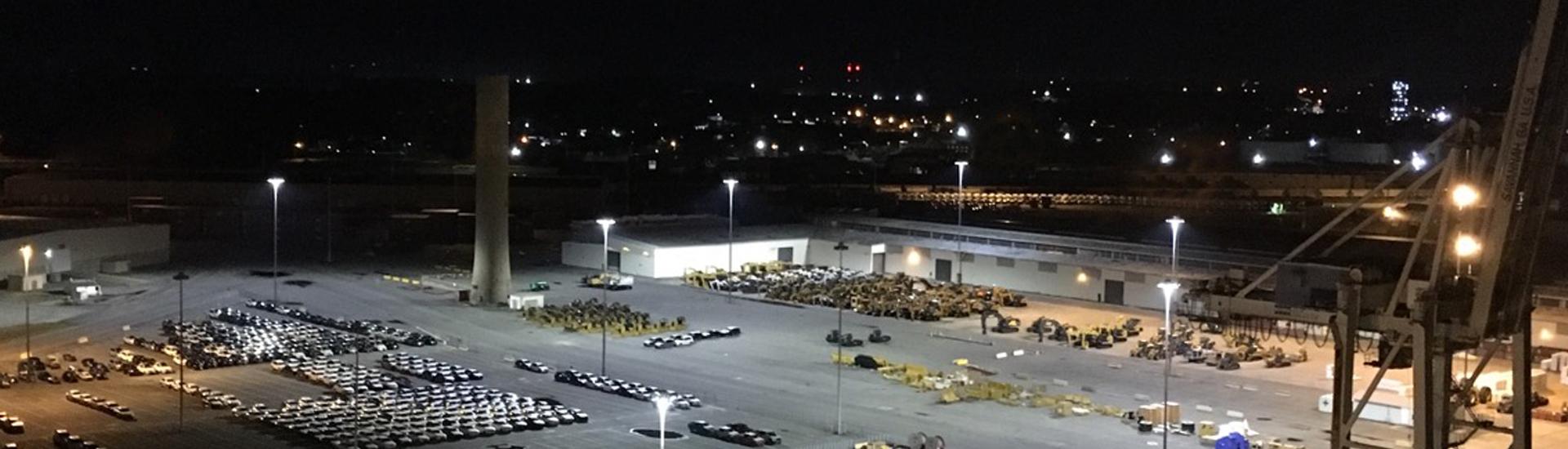 Port of Savannah Header Image