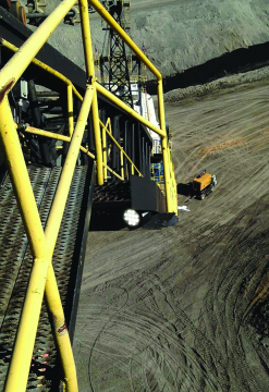 SturdiLED® at a mine site