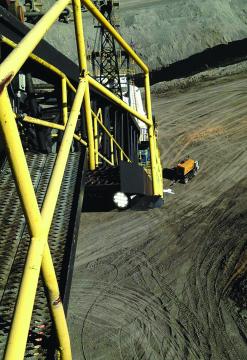 SturdiLED® at a mine site