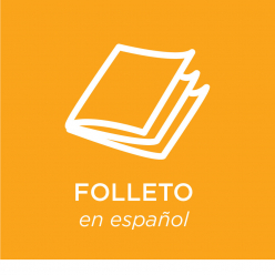 Brochure Resource Icon - Spanish