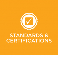 Standards & Certifications Resource Icon