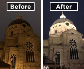 Phoenix Lighting EcoMod 2 Basilica Illumination Project