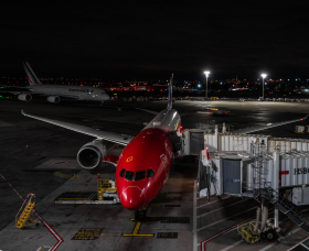 JFK Upgrades to Phoenix Smart LEDs