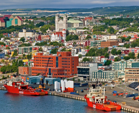 Downtown St. Johns