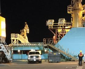 Port of St. John Harvey Marine Base