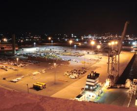 Port of Savannah - BEFORE